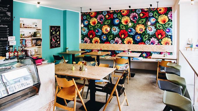 Münchens erstes polnisches Café: Pierogi & Bigos im Babuni im Westend