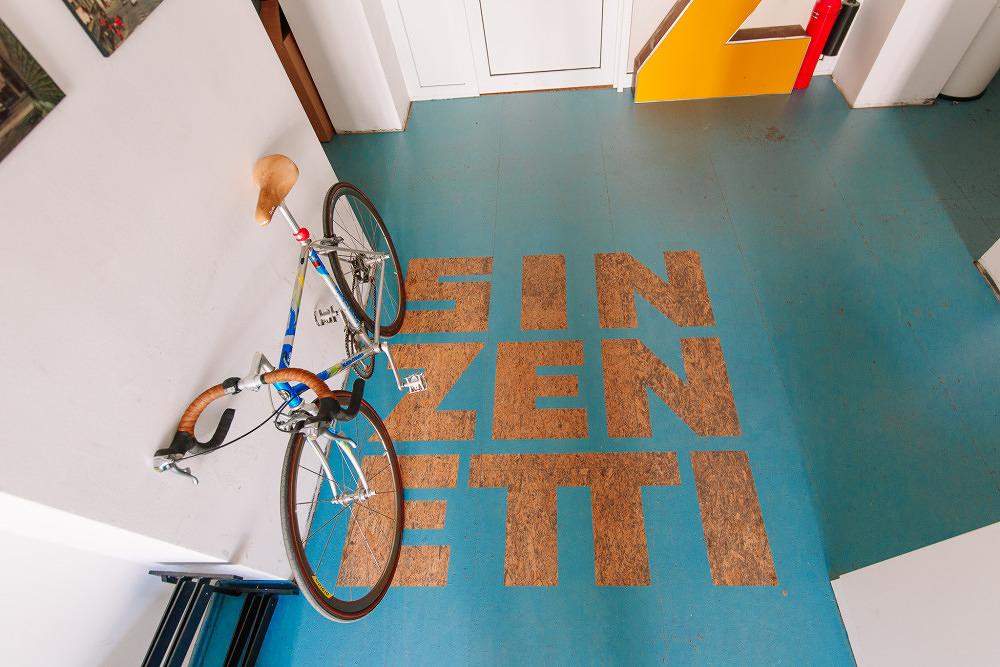 Münchner Bürostory #5: Sinzenetti