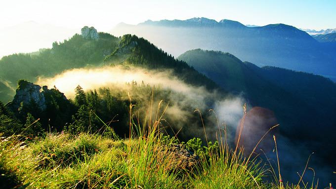 Ettaler Manndl Ammergauer Alpen