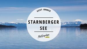 11 Dinge, die du immer am Starnberger See machen kannst