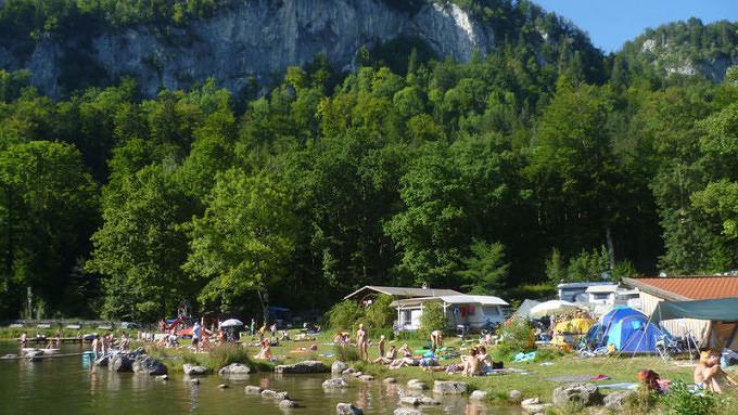 Camping Zellersee