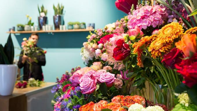 11 schöne und besondere Blumenläden in München | Mit Vergnügen München