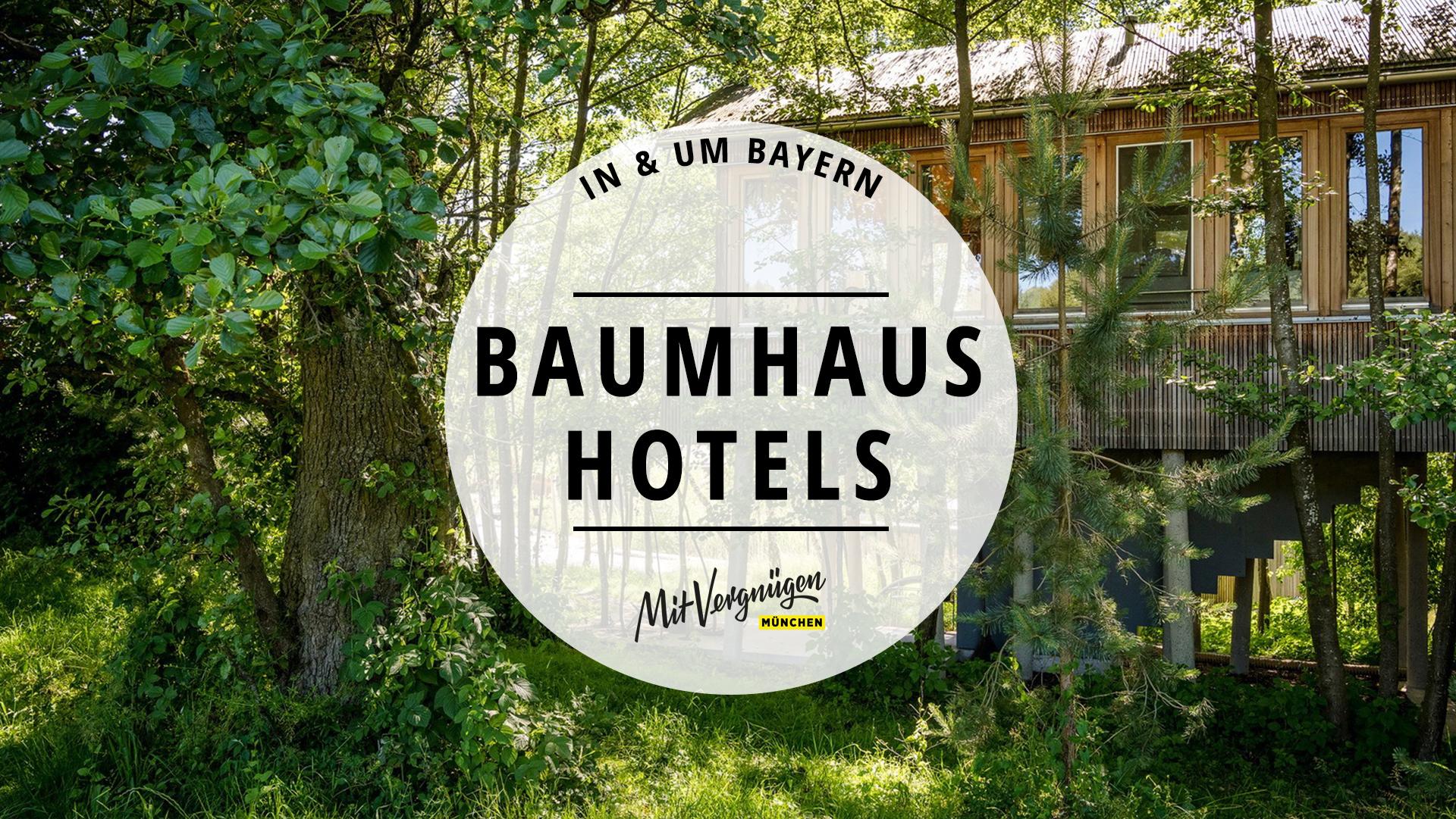 11 Gemütliche Baumhaus Hotels Für Einen Wochenendausflug | Mit Vergnügen  München