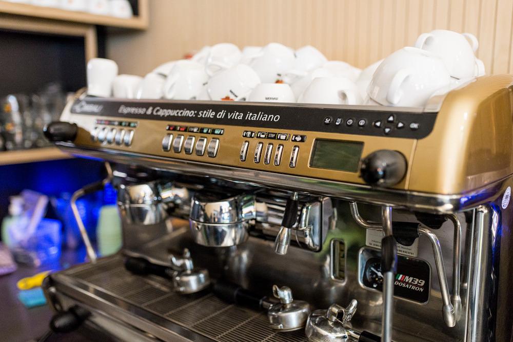Café über den Tellerrand