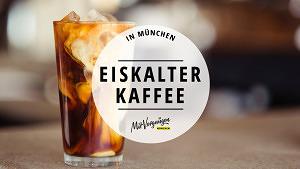Cold Brew & Affogato –11 Cafés, in denen ihr eiskalten Kaffee bekommt