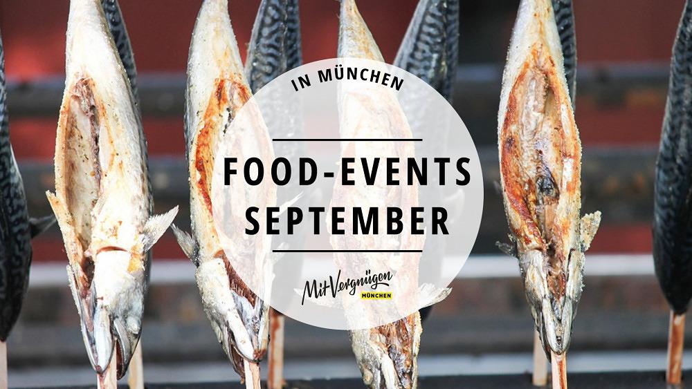 Food-Events September 2018