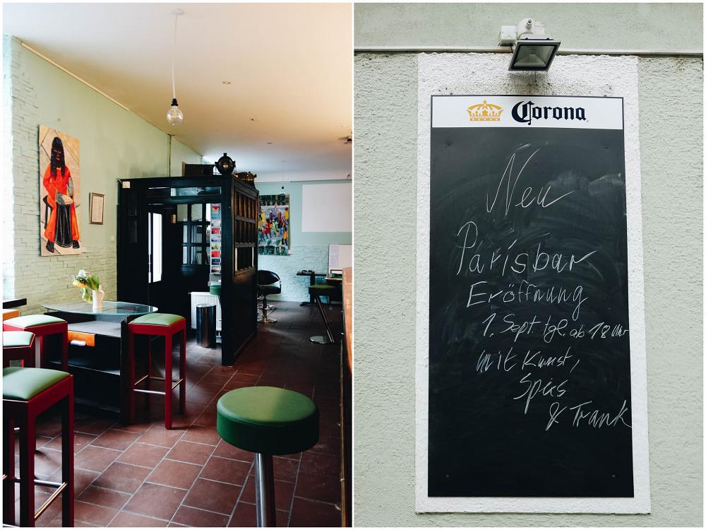 Haidhausen hat eine neue Bar: Das Provisorium wird zur Parisbar