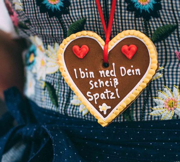 Mit unseren Wiesn-Herzen für das Ambulante Kinderhospiz spenden!