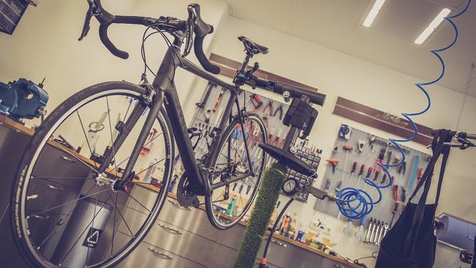 Fahrrad reparieren Workshop