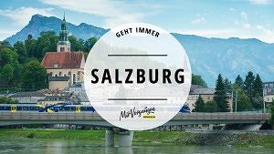 11 schöne Dinge, die du immer in Salzburg machen kannst