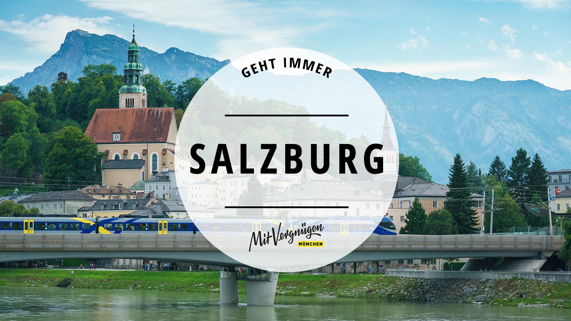 Salzburg - Cover