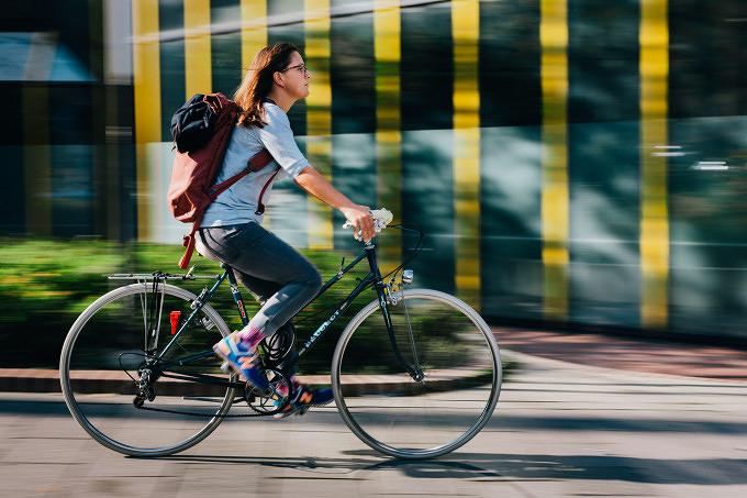 Nina Fahrrad