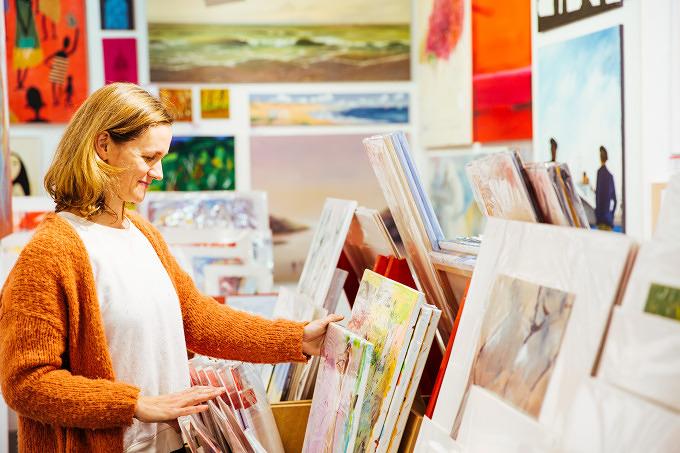 Artvergnügen – Unsere 11 Kunsttipps für den November 2018 Kunstsupermarkt