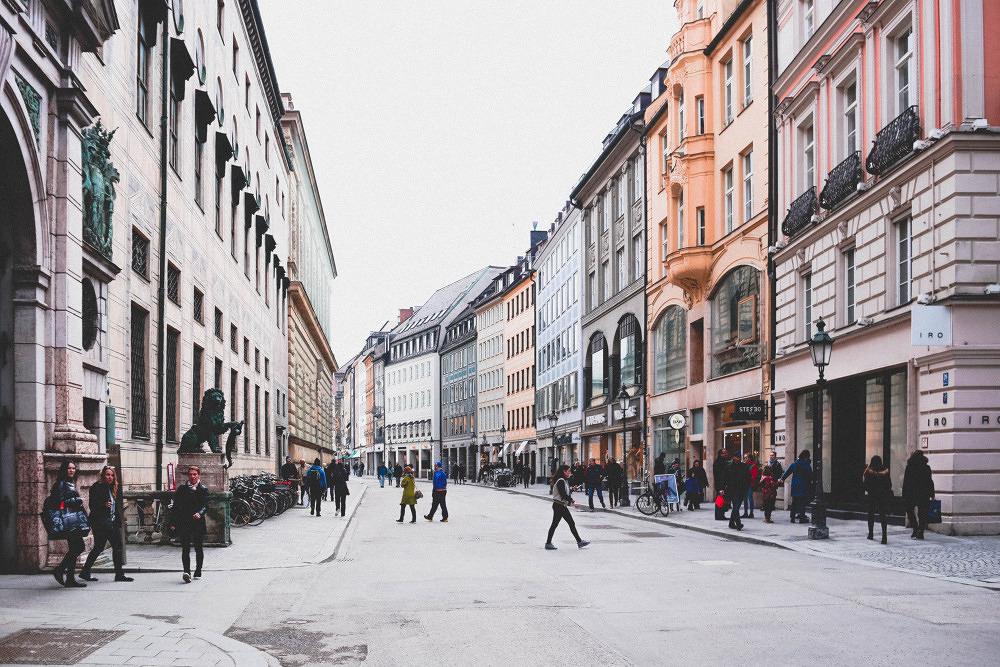 Jeder kennt jeden – München ist wie eine einzige GZSZ-Folge