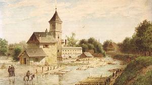Bach Glockenbach Vergnügte Viertel damals und heute