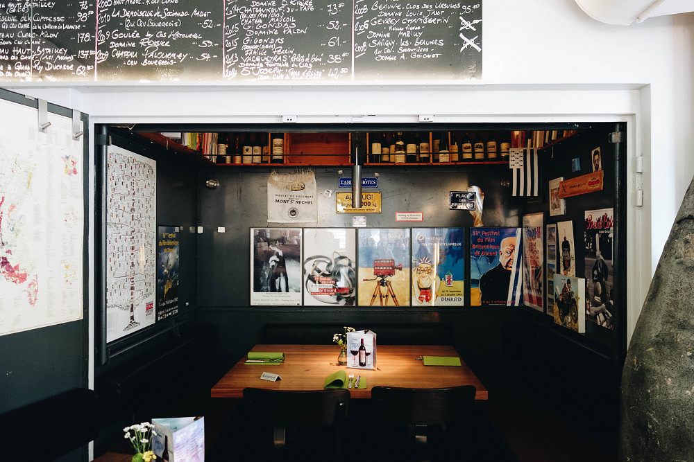 Brasserie l'Atelier Art & Vin Altstadt