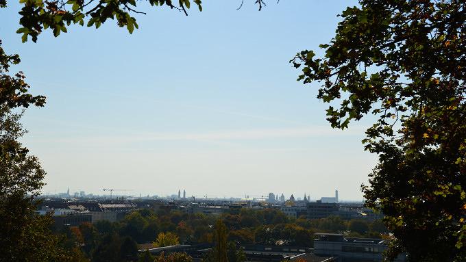 Luitpoldpark Mein Lieblingsort Aussicht
