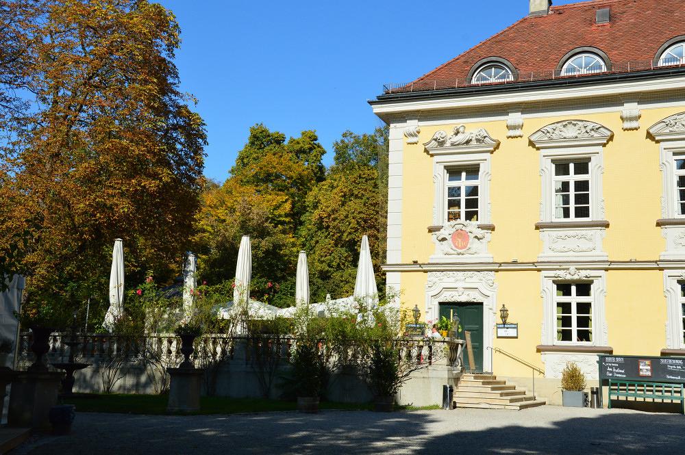 Luitpoldpark Mein Lieblingsort Bamberger Haus