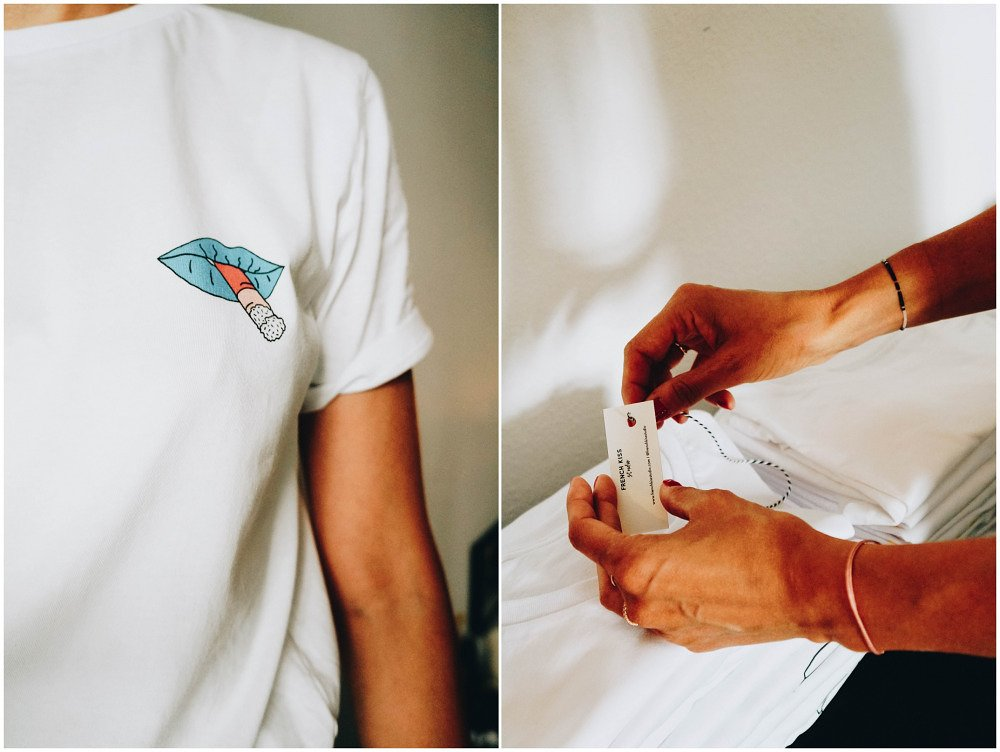 Kleine, geile Firma #38 – T-Shirts von French Kiss Studio