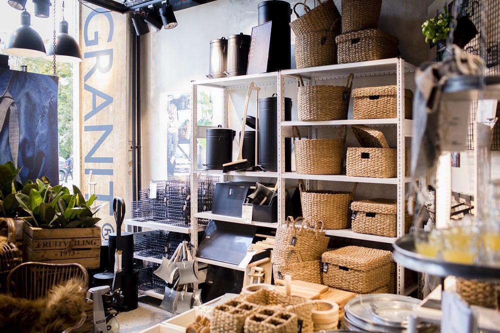 Nachhaltiges Interior Aus Skandinavien Granit Eröffnet In München