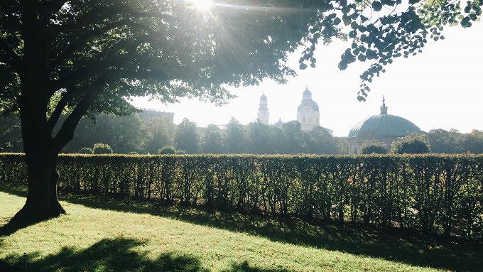 Mein Lieblingsort in München #5: Der Hofgarten
