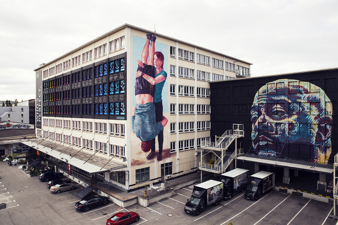 Kunstlabor Urban Art
