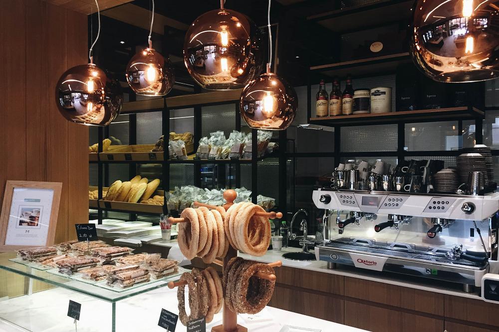 Melissa Bakery Café & Patisserie: Schokoträume am Goetheplatz