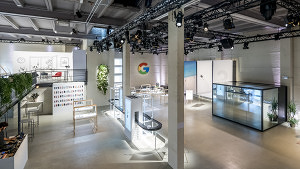 Workshops & intelligente Fotobox: Das Google Pixel Studio in München
