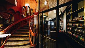 Nordsüd Restaurant: Hamburg trifft Schwabing im alten Drugstore