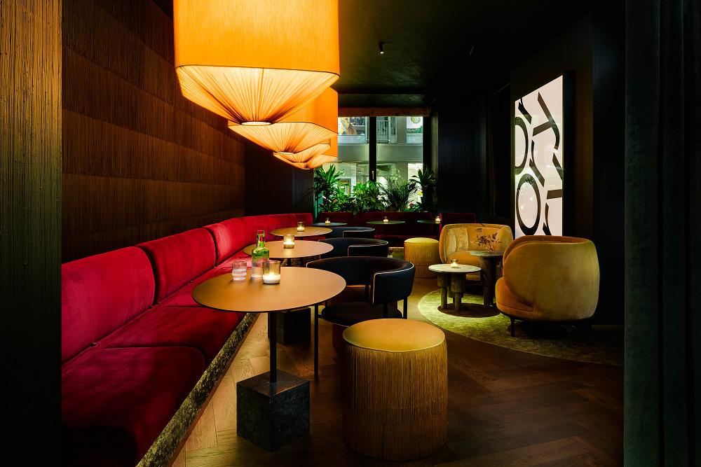 Ory Bar Mandarin Oriental