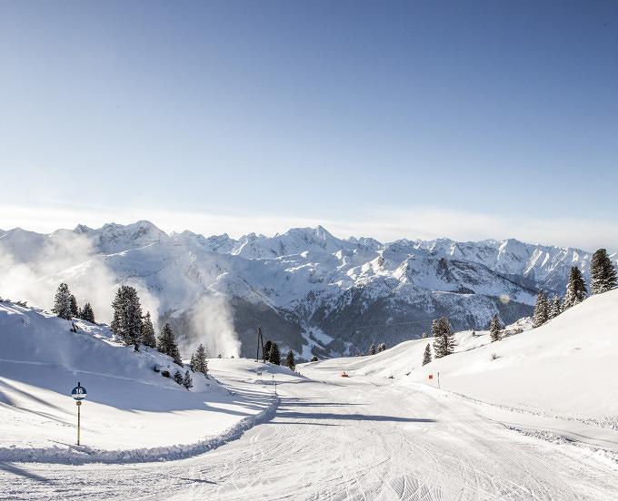 Skifahren tirol Snow Card