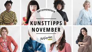 Artvergnügen November 200 Frauen