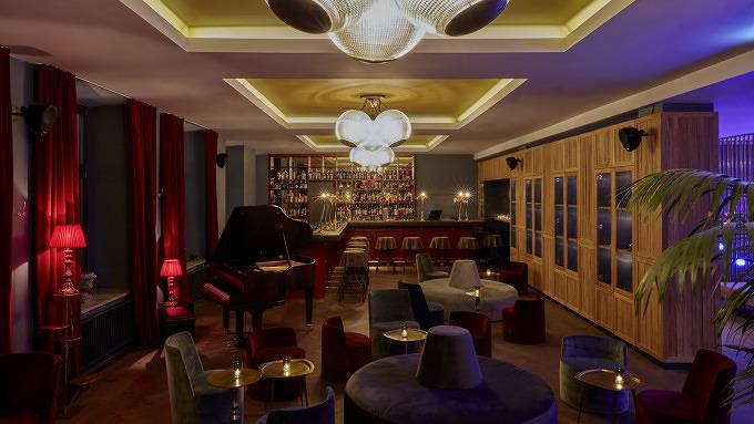 Boilerman Bar Hotelbar