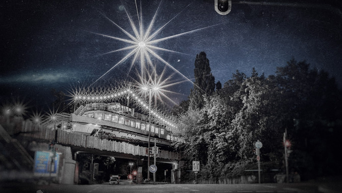 Weihnachtsmarkt Sternenflotte Alte Utting