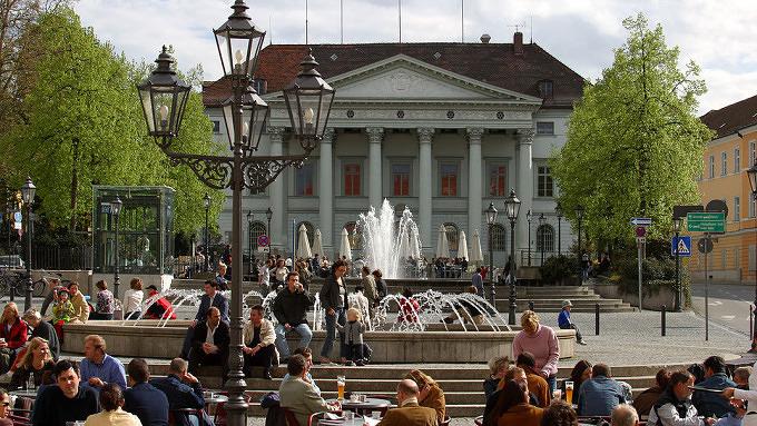 Bismarckplatz 11 Dinge, die du immer in Regensburg machen kannst