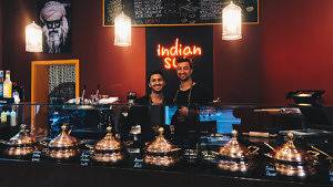Indisch Essen Indian Sun Sendling