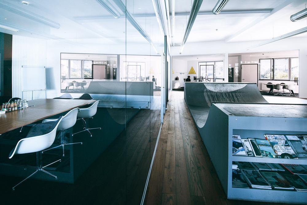Bürostory Millhaus