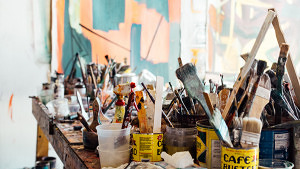 Kunst für alle – Winter Atelier und Werkstatt