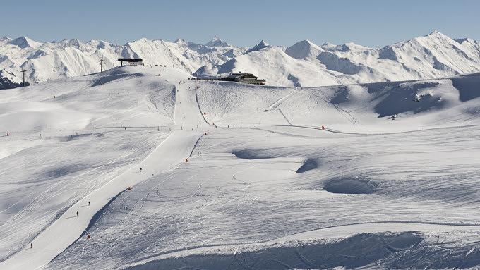 Kitzbühel Tiroler Skigebiete