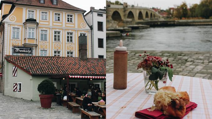 Wurstkuchl 11 Dinge, die du immer in Regensburg machen kannst