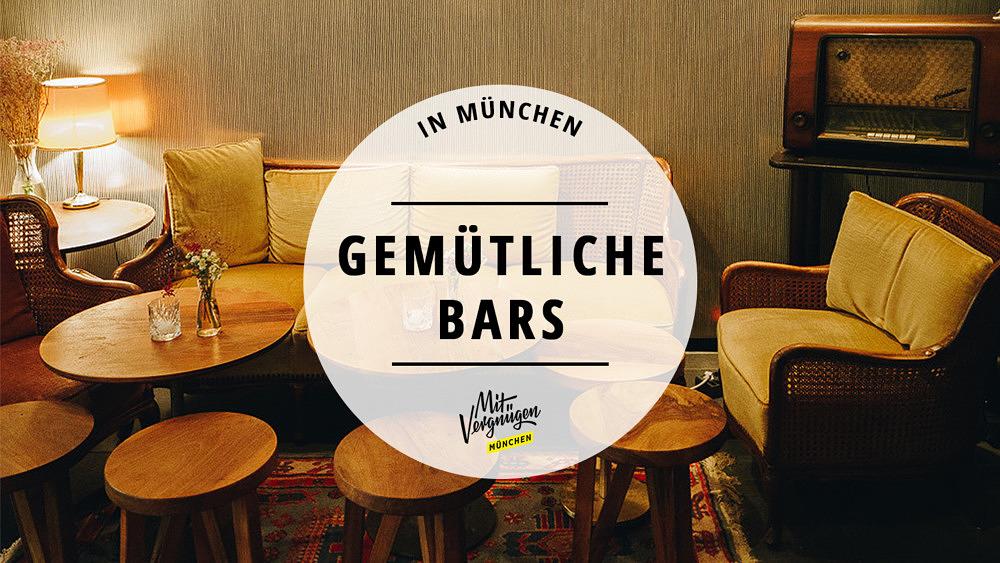 Gemütliche Bars