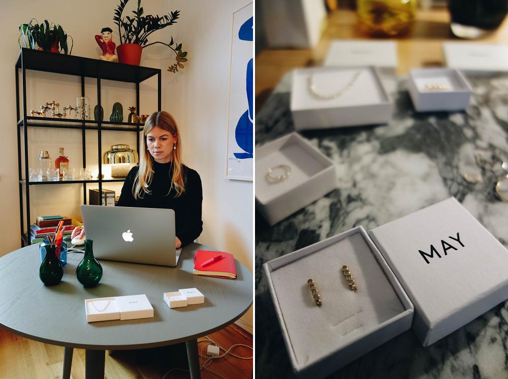Kleine, geile Firmen #42 – Handgemachter Schmuck von MAY