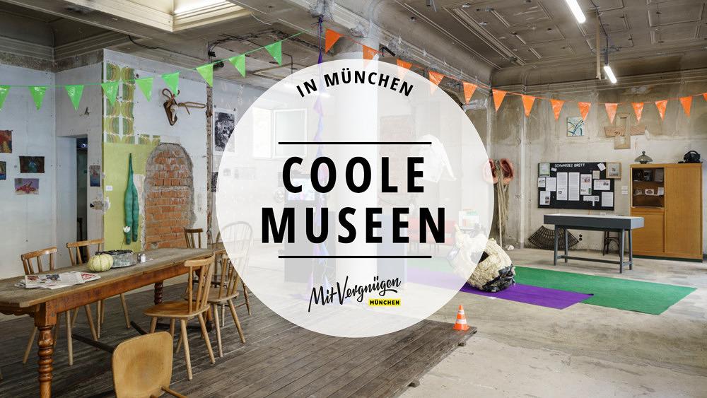 11 coole Museen und Galerien in München, die einen Besuch wert sind