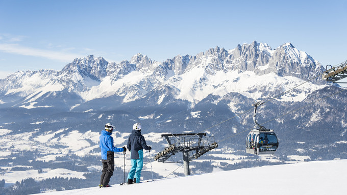 StJohann Tiroler Skigebiete