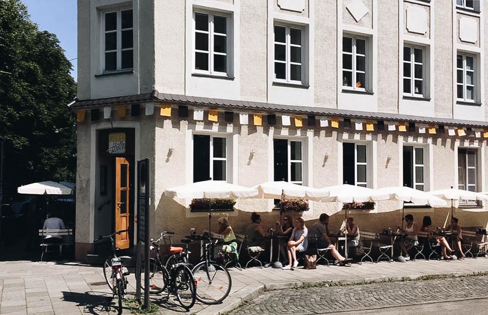 Mein Lieblingsort in München #7: Das Café Hüller