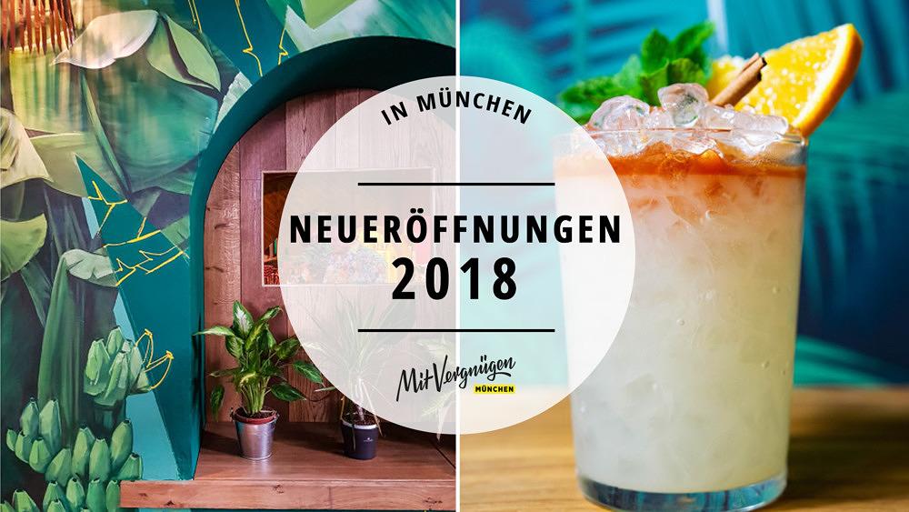 Unsere 11 liebsten kulinarischen Neueröffnungen 2018