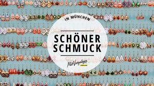 11 Läden in München, in denen du schönen Schmuck kaufen kannst