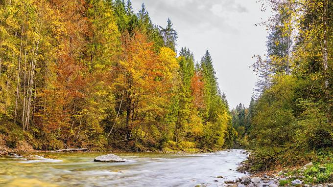 Ammer Fluss