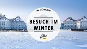 Besuch im Winter