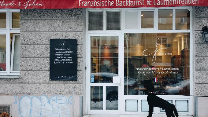 Claude & Julien in Haidhausen: Das beste Pain au Choloat der Stadt